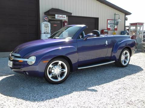 2004 Chevrolet SSR for sale in Fairmount, IN