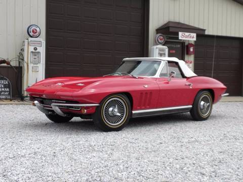 1966 Chevrolet Corvette for sale in Fairmount, IN