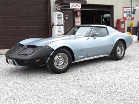 1977 Chevrolet Corvette for sale in Fairmount, IN