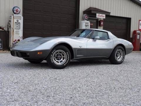Cheap Corvettes For Sale >> Used 1978 Chevrolet Corvette For Sale Carsforsale Com