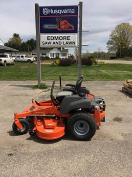 2017 Husqvarna MZ61 for sale in Edmore, MI