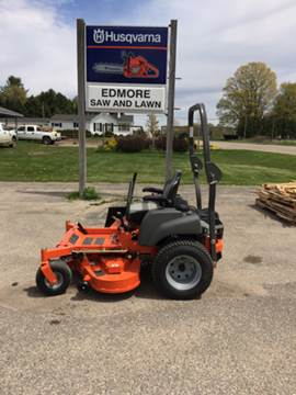 2017 Husqvarna M-ZT 61 for sale in Edmore, MI