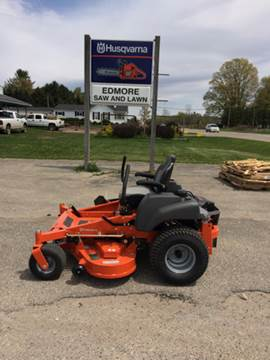 2017 Husqvarna M-ZT52 for sale in Edmore, MI