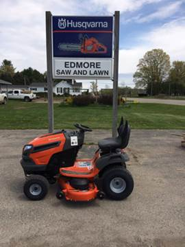 2017 Husqvarna YTA24V48 for sale in Edmore, MI