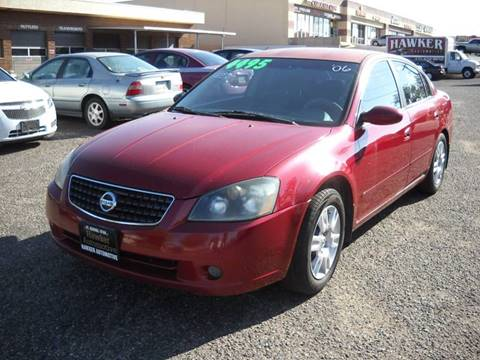 2006 Nissan Altima for sale in St George, UT