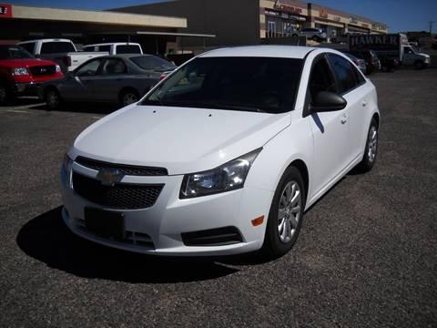 2011 Chevrolet Cruze for sale in St George UT