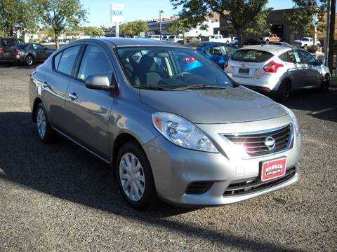 2012 Nissan Versa for sale in St George, UT