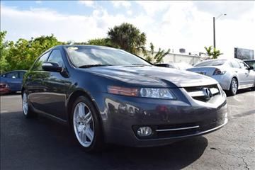 2007 Acura TL for sale in Lighthouse Point, FL