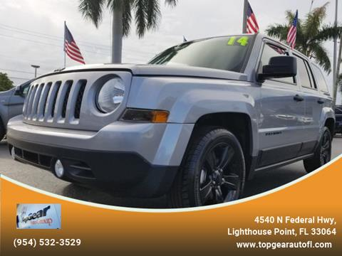 2014 Jeep Patriot for sale in Lighthouse Point, FL