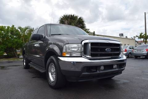 2003 Ford F-250 Super Duty for sale in Lighthouse Point, FL