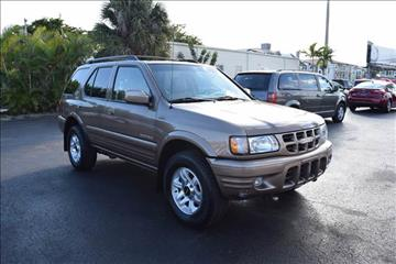 2002 Isuzu Rodeo for sale in Lighthouse Point, FL