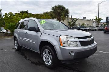 2005 Chevrolet Equinox for sale in Lighthouse Point, FL