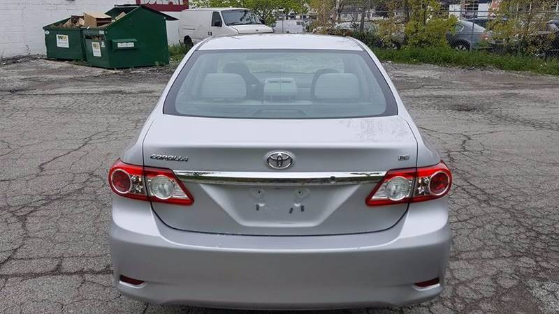 2011 Toyota Corolla 4dr Sedan 4A - Cleveland OH