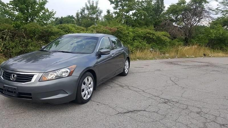 2008 Honda Accord EX-L 4dr Sedan 5A - Cleveland OH