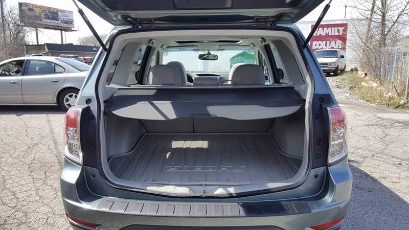 2009 Subaru Forester AWD 2.5 X Premium 4dr Wagon 4A - Cleveland OH