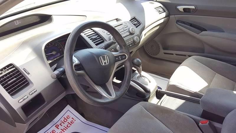 2009 Honda Civic LX 4dr Sedan 5A - Cleveland OH