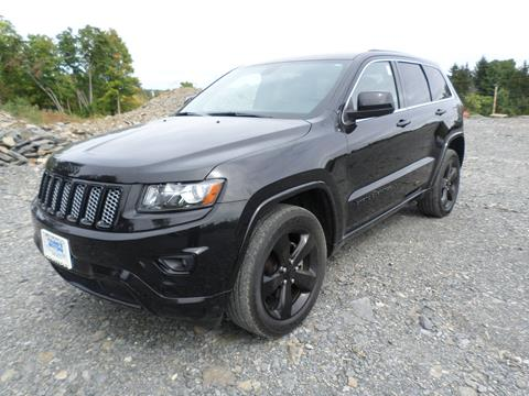2014 Jeep Grand Cherokee for sale in Milton, NY
