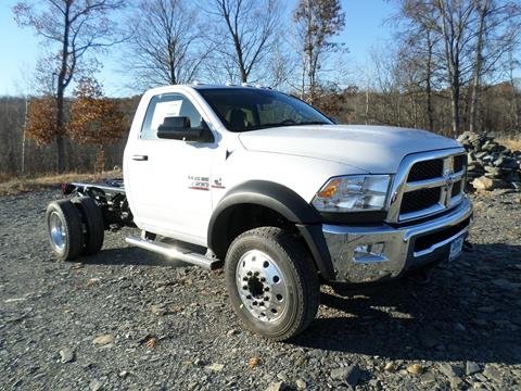 2018 RAM Ram Chassis 5500 for sale in Milton NY