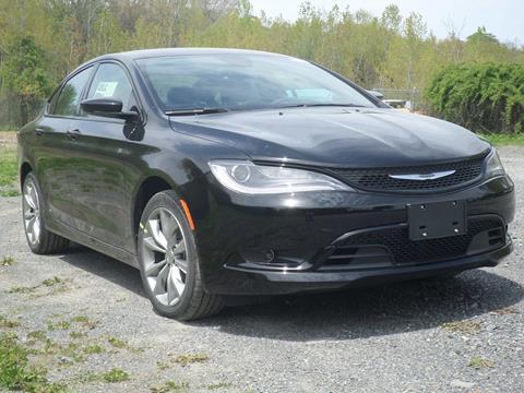 2016 Chrysler 200 for sale in Milton, NY