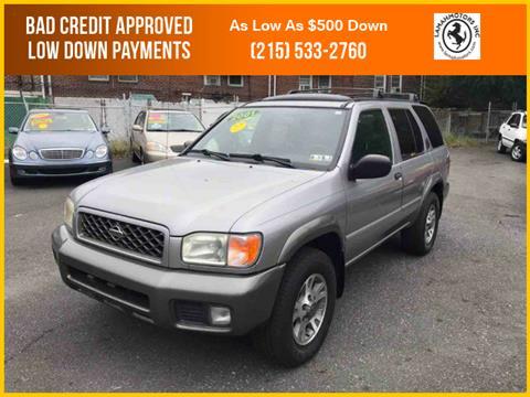2001 Nissan Pathfinder for sale in Philadelphia, PA