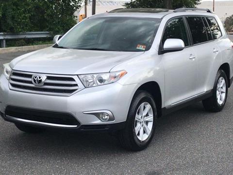2013 Toyota Highlander For Sale >> 2013 Toyota Highlander For Sale In Philadelphia Pa