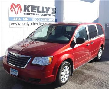 2008 Chrysler Town and Country for sale in Ada, MN
