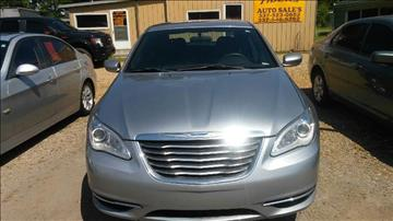 2013 Chrysler 200 for sale in Eunice, LA