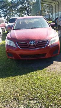 2010 Toyota Camry for sale in Eunice, LA