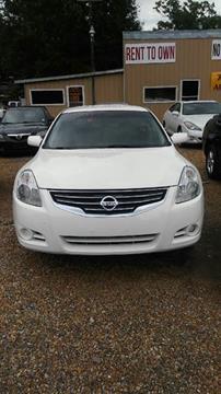 2012 Nissan Altima for sale in Eunice, LA