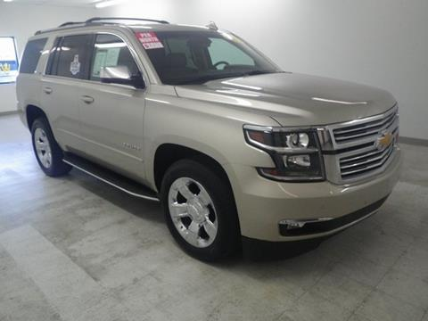 used 2015 chevrolet tahoe for sale - carsforsale®
