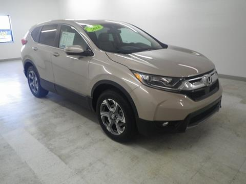 2018 Honda CR-V for sale in Enid, OK