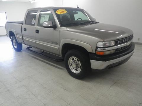 2002 Chevrolet Silverado 1500HD for sale in Enid, OK