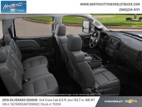 2019 Chevrolet Silverado 2500HD for sale in Enid, OK