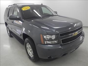 2008 Chevrolet Tahoe for sale in Enid, OK
