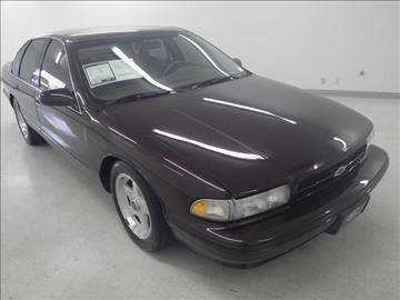 1995 Chevrolet Impala for sale in Enid, OK