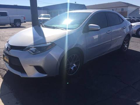 2014 Toyota Corolla for sale in Price, UT