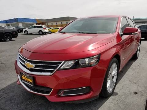2014 Chevrolet Impala For Sale In Price, UT
