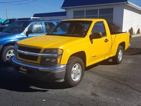 2004 Chevrolet Colorado For Sale Carsforsale