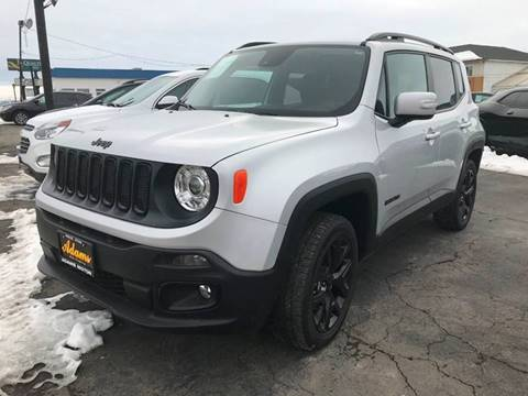 2017 Jeep Renegade for sale in Price, UT