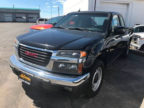 2011 GMC Canyon for sale in Price, UT