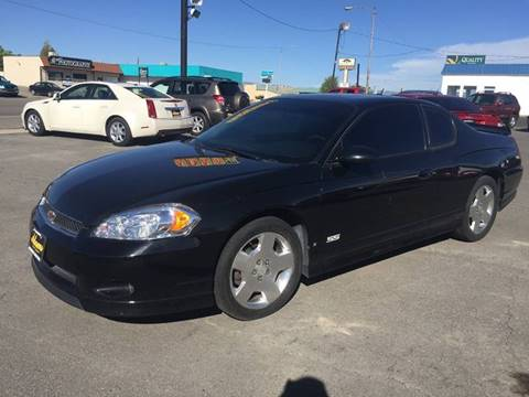 2006 Chevrolet Monte Carlo for sale in Price, UT