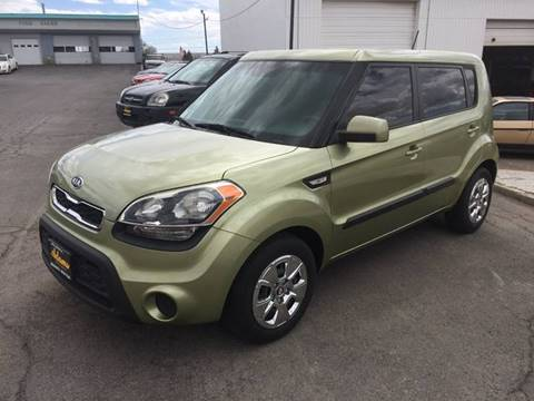 2012 Kia Soul for sale in Price, UT