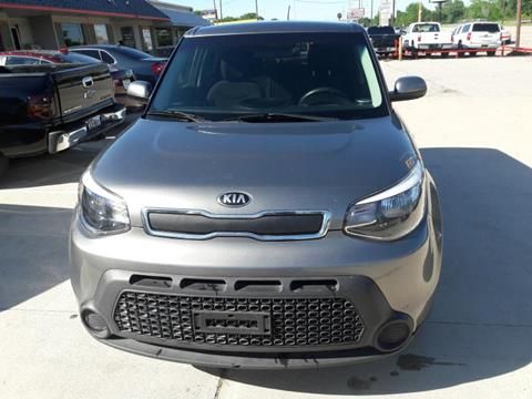 2014 Kia Soul for sale in Garland TX