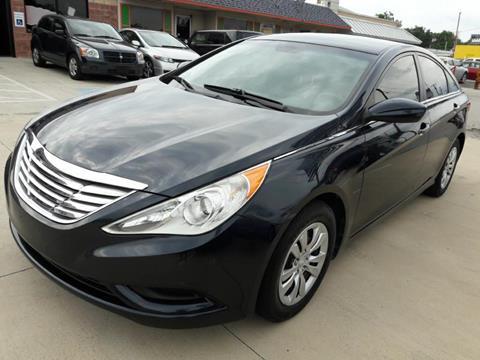 2012 Hyundai Sonata for sale in Garland TX