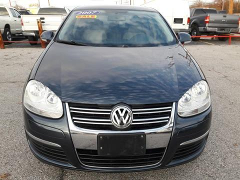 2007 Volkswagen Jetta for sale in Garland, TX