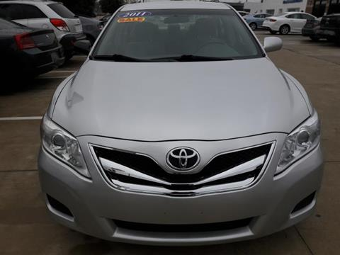 2011 Toyota Camry for sale in Garland TX
