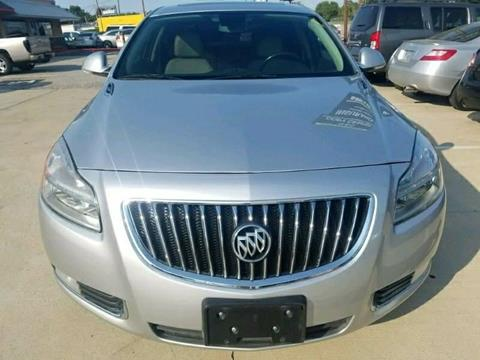 2012 Buick Regal for sale in Garland, TX