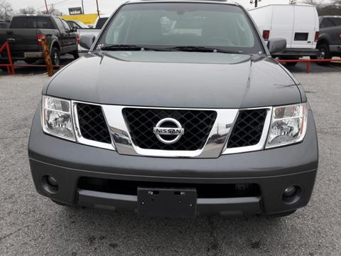 2007 Nissan Pathfinder for sale in Garland, TX