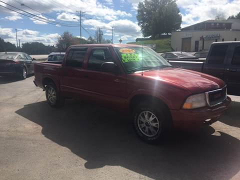 2004 GMC Sonoma for sale in London, KY