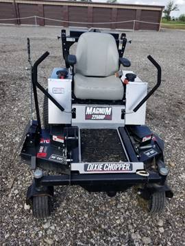 Dixie Chopper Mower Magnum 2250 for sale in Commercial Point, OH